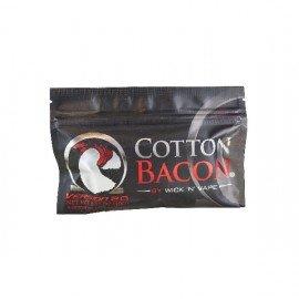Le cotton Bacon par wick'n'vape pour des saveurs intenses