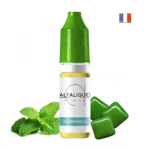 E-Liquide Alfaliquid Chlorophylle