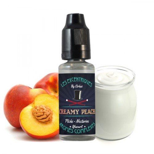 Arôme Creamy Peach 20ml (Cirkus Excentriques)