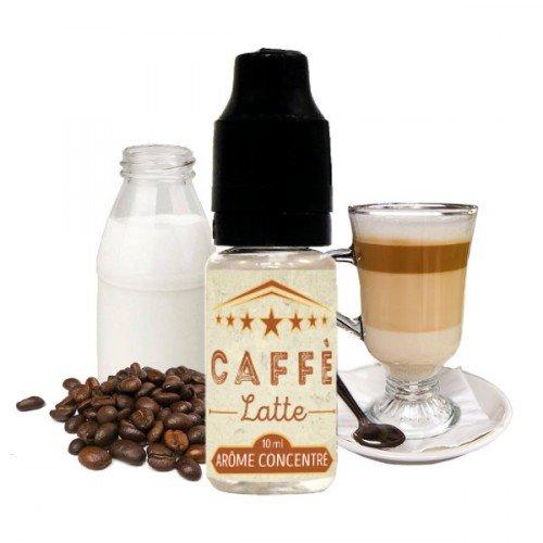Arôme Caffé Latte 10ml (Authentic Cirkus)