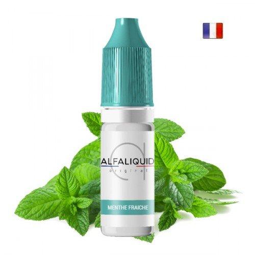 E-Liquide Menthe Fraiche (Alfaliquid)