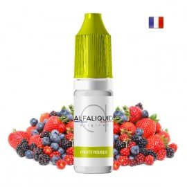 E-Liquide Fruits Rouges (Alfaliquid)