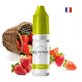 E-Liquide Fraise (Alfaliquid)