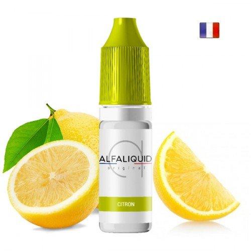E-Liquide Citron (Alfaliquid)