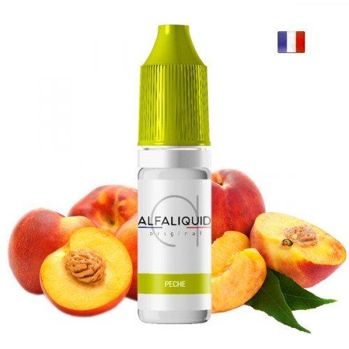 E-Liquide Pêche (Alfaliquid)
