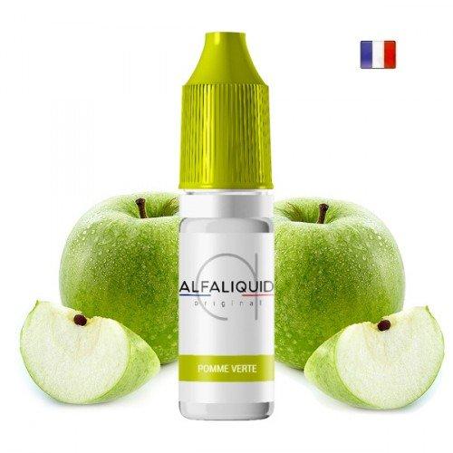 E-Liquide Pomme Verte (Alfaliquid)