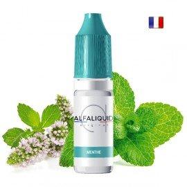 E-Liquide Menthe (Alfaliquid)