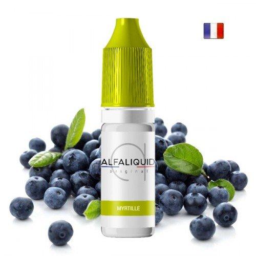 E-Liquide Myrtille (Alfaliquid)