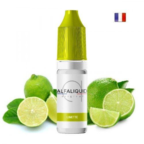E-Liquide Limette (Alfaliquid)