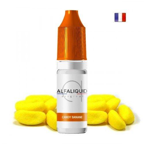 E-Liquide Candy Banane (Alfaliquid)