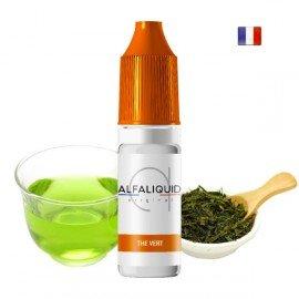 E-Liquide Thé Vert (Alfaliquid)
