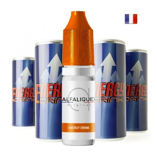 E-Liquide Energy Drink (Alfaliquid)