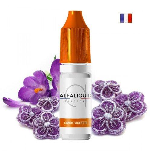 E-Liquide Candy Violette (Alfaliquid)