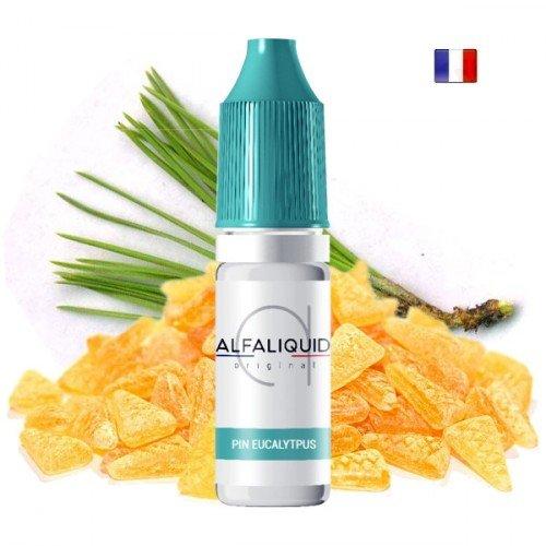 E-Liquide Sapin / Pin Eucalyptus (Alfaliquid)