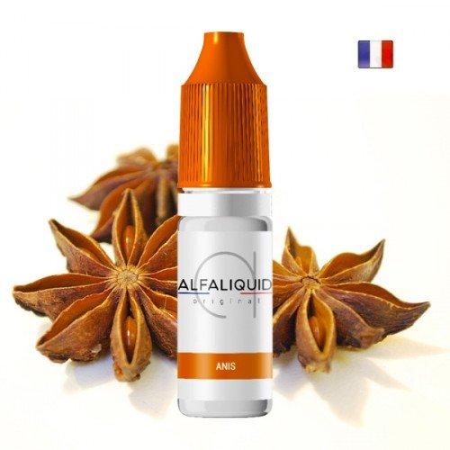 E-Liquide Anis (Alfaliquid)