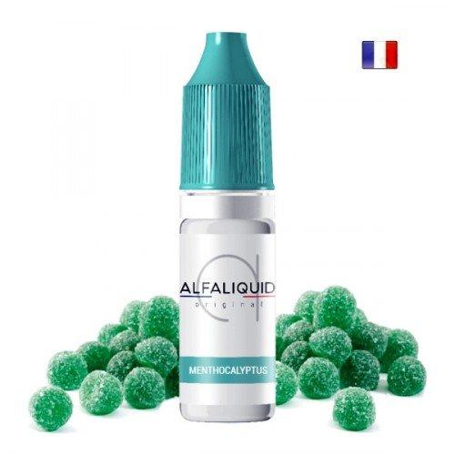 E-Liquide Menthocalyptus (Alfaliquid)