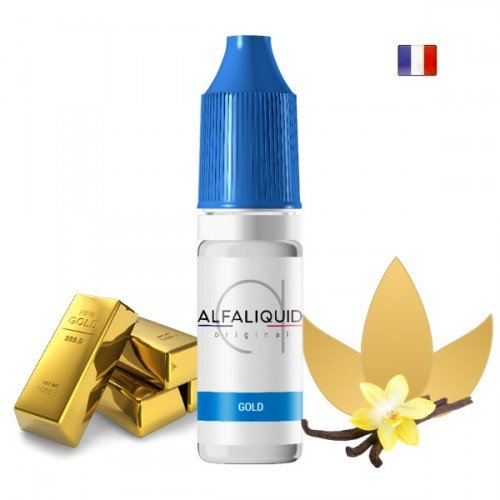 E-Liquide Gold (Alfaliquid)