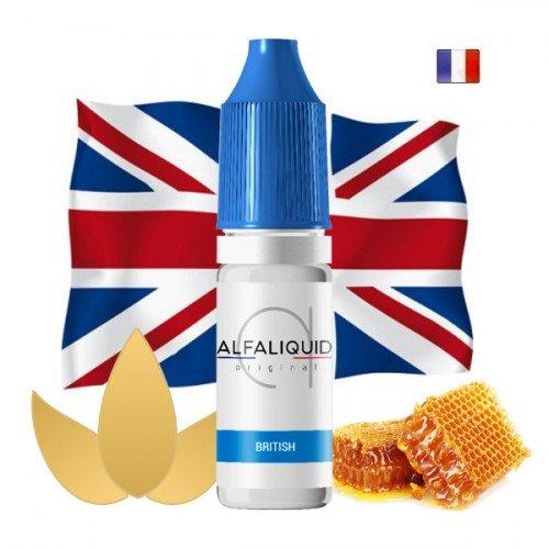 E-Liquide British (Alfaliquid)