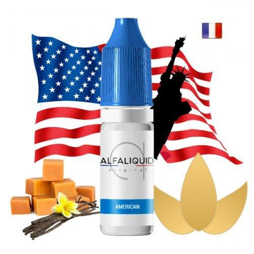 E-Liquide Americain (Alfaliquid)