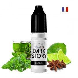 E-liquide Blue Rush (Dark Story par Alfaliquid)