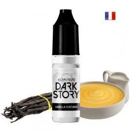 E-Liquide Vanilla Custard (Dark Story par Alfaliquid)