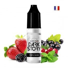 E-Liquide Purple Blood (Dark Story par Alfaliquid)