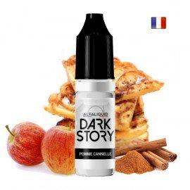 E-liquide Pomme Cannelle (Dark Story par Alfaliquid)