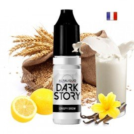 E-Liquide Crispy Brew (Dark Story par Alfaliquid)