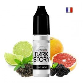 E-Liquide Early Break (Dark Story par Alfaliquid)