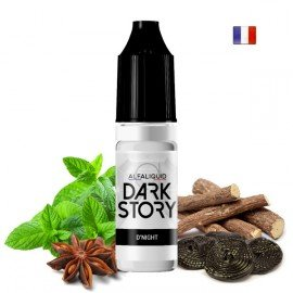 E-Liquide D'Night (Dark Story par Alfaliquid)