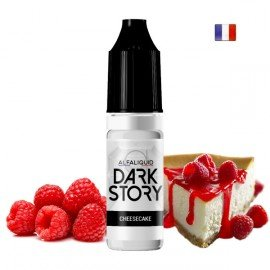 E-Liquide Cheesecake (Dark Story par Alfaliquid)