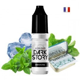 E-Liquide Winter Eyes (Dark Story par Alfaliquid)
