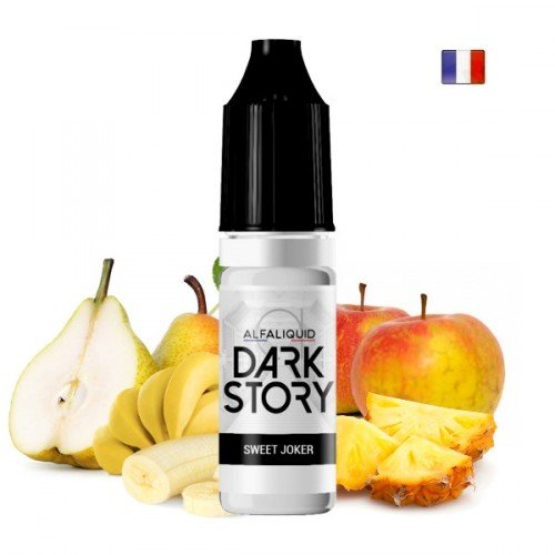 E-Liquide Sweet Joker (Dark Story par Alfaliquid)