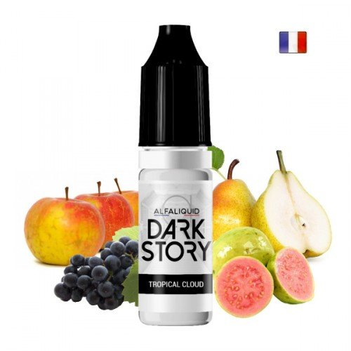 E-Liquide Tropical Cloud (Dark Story par Alfaliquid)