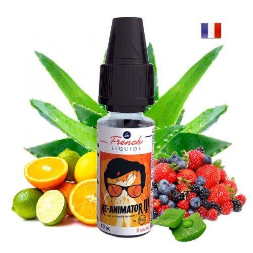 E-liquide Réanimator 3 - Le French Liquide
