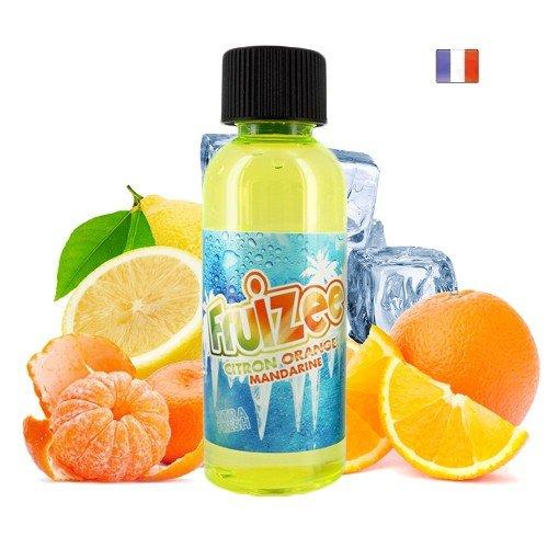 E-Liquide Citron Orange Mandarine King Size - Fruizee