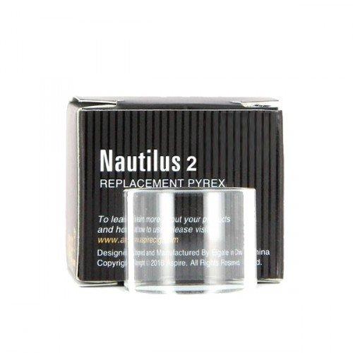 Tube de remplacement pyrex pour Nautilus 2 - Aspire