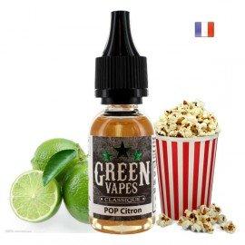 E-liquide Pop Citron (Green Vapes)