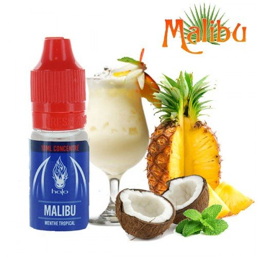 Concentré Malibu - Halo