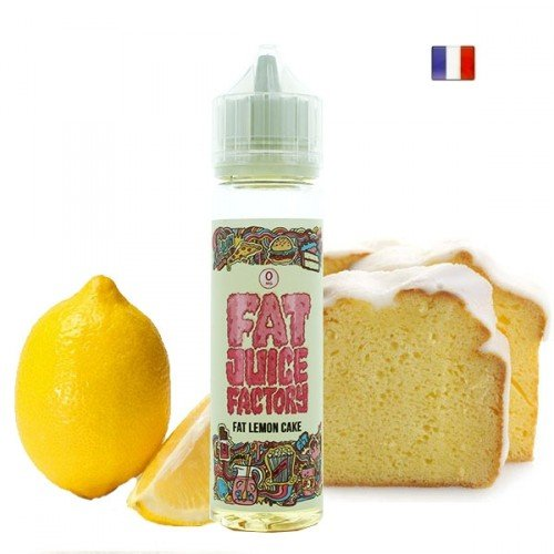 Prêt à booster Fat Lemon Cake - Pulp