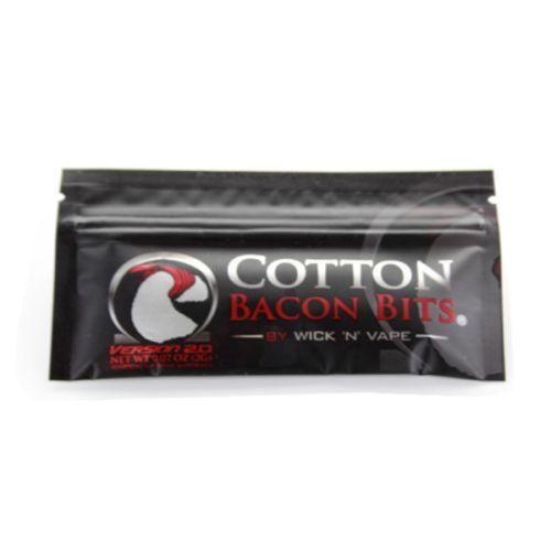 Cotton Bacon Bits - Wick'n'vape