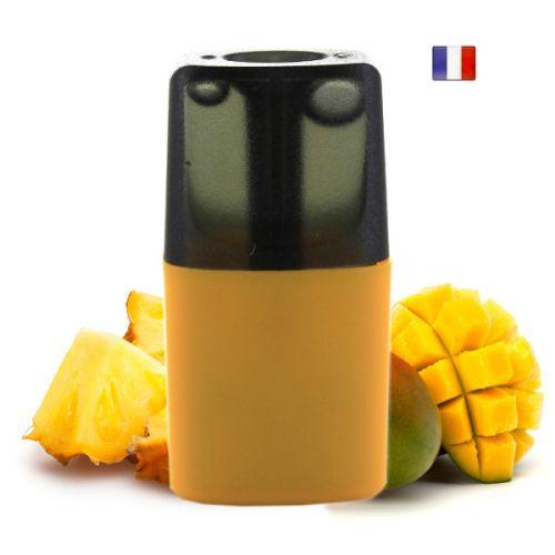 Pod Nano Mangue Ananas - Le French Liquide