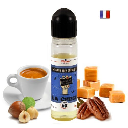 Prêt à booster La Chose - Le French Liquide