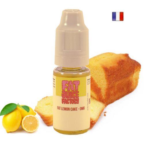 Fat Lemon Cake - Pulp