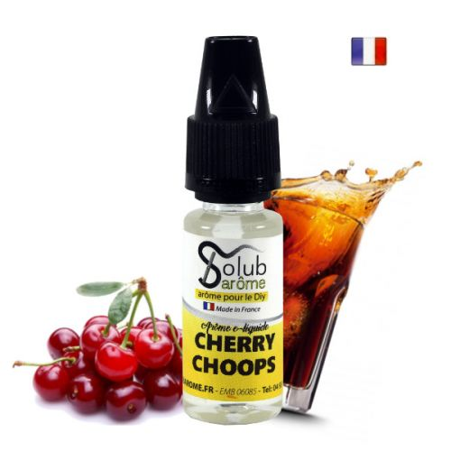Arôme Cherry Choops - Solub