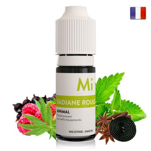 Minimal Badiane Rouge - The Fuu