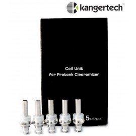 Résistances Kanger ProTank (Pack de 5)