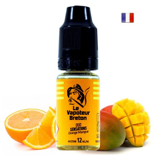 Orange Mangue Le Vapoteur Breton