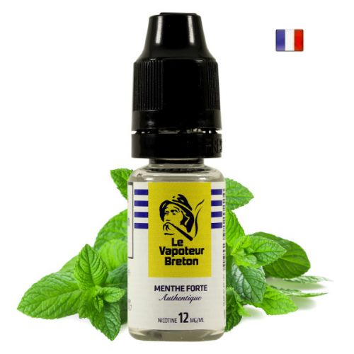Menthe Forte Le Vapoteur Breton