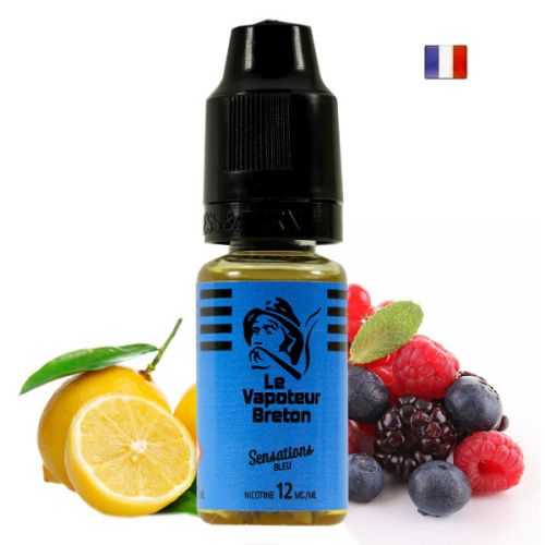 Bleu Le Vapoteur Breton